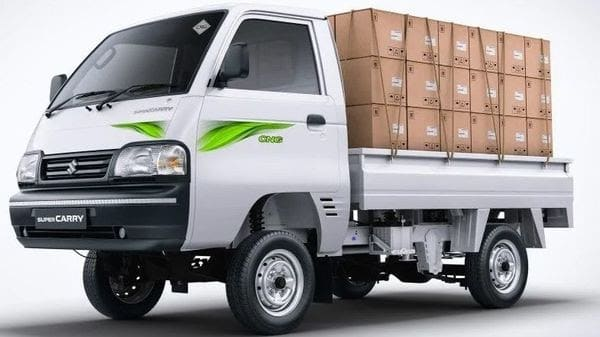 2021 Maruti Suzuki Super Carry launched with Reverse Parking System