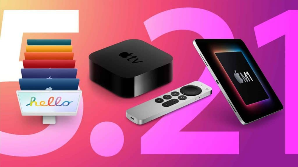 Apple TV 4K, iPad Pro models might go on sale on May 21