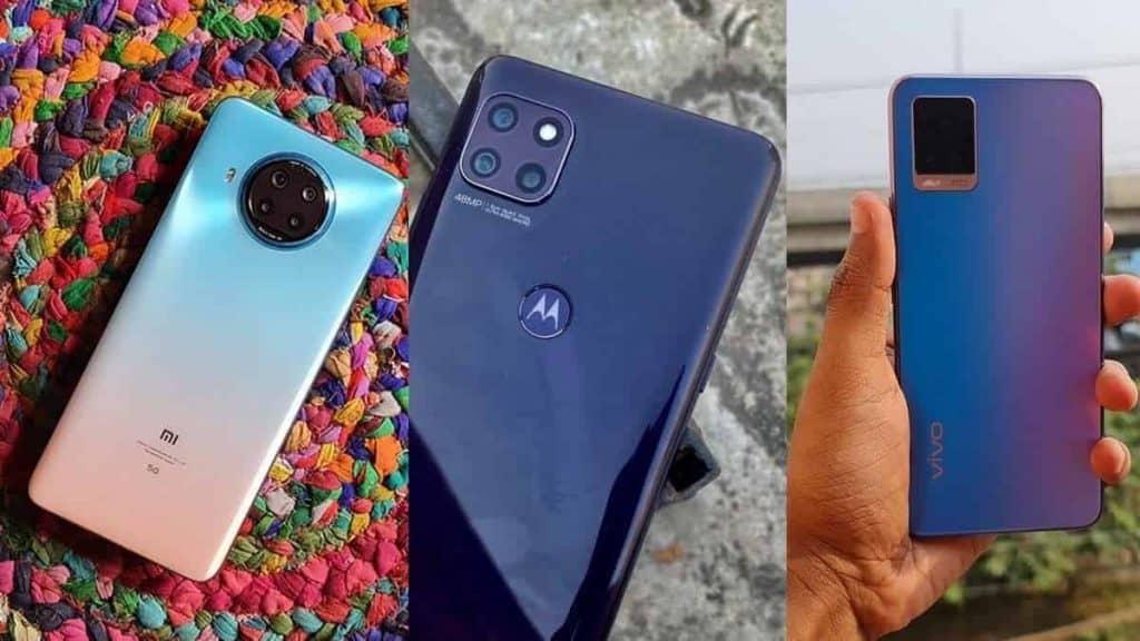 Best 5G smartphones under Rs 25,000 in India