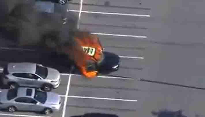Car Fire- Updatenews360