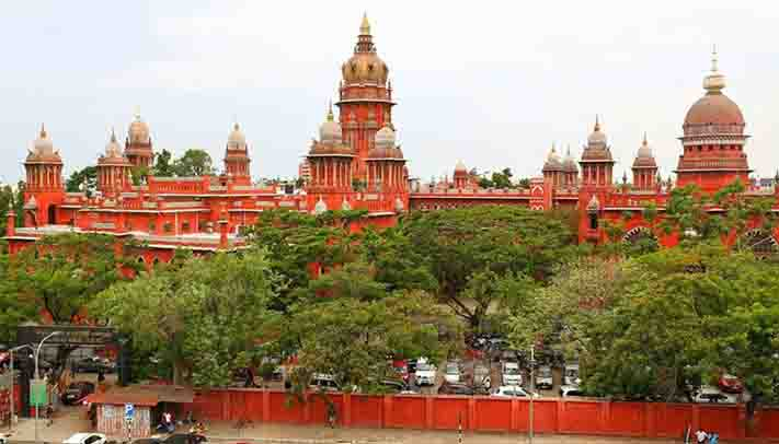Chennai HC Order - Updatenews360