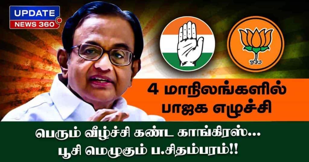 Congress - p chidamabaram - updatenews360