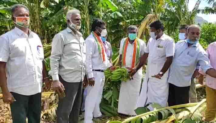 Farmers MP Vasanth - Updatenews360