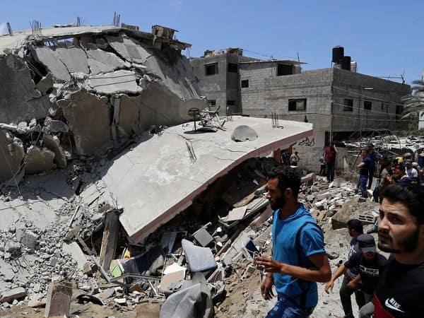 Gaza_destroyed_by_rockets_from_Israel_UpdateNews360