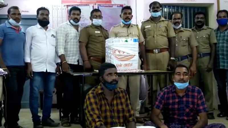 Kumari 2 Arrest -Updatenews360