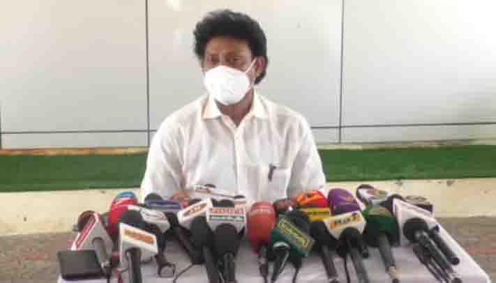 Minister Anbil Mahesh - Updatenews360