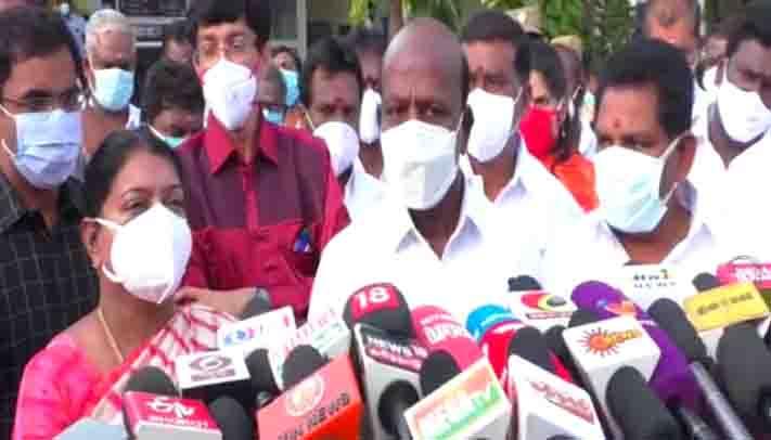 Minister Subramaniam- Updatenews360