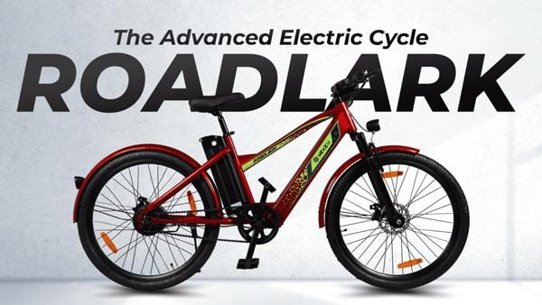 Nexzu Roadlark Cargo Electric Cycle Launched In India