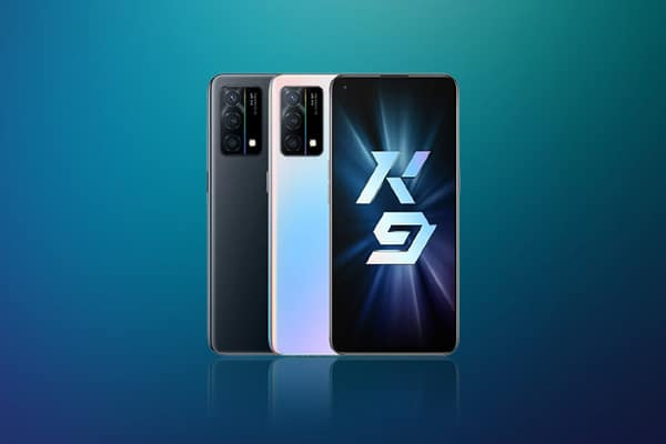 Oppo K9 5G with Snapdragon 768 processor launched