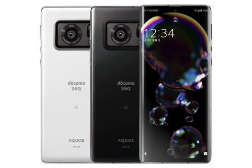 Sharp Aquos R6 launched, featuring world's largest smartphone camera sensor