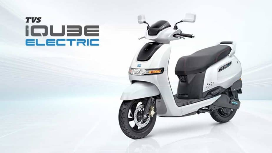TVS iQube electric scooter to be sold in 20 more Indian cities