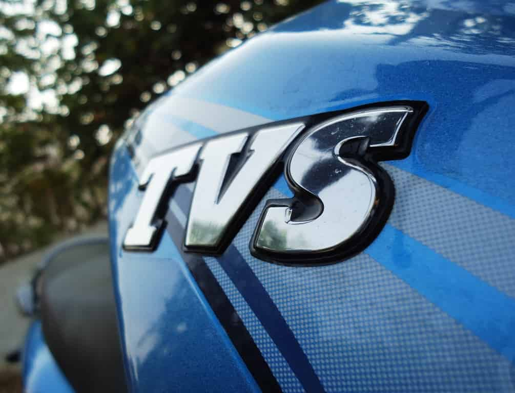 TVS registers sales of 2,38,983 units in April 2021