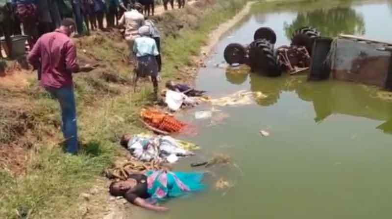 Tractor Accident -Updatenews360