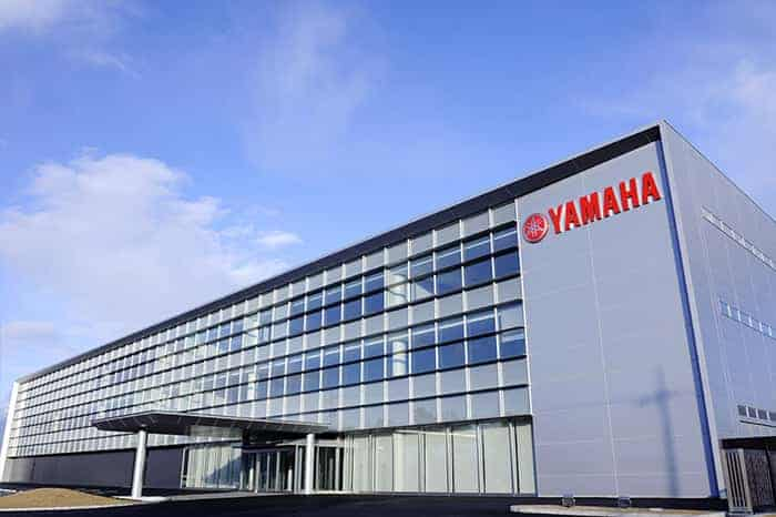 Yamaha suspends production at its two plants amid Covid-19 surge