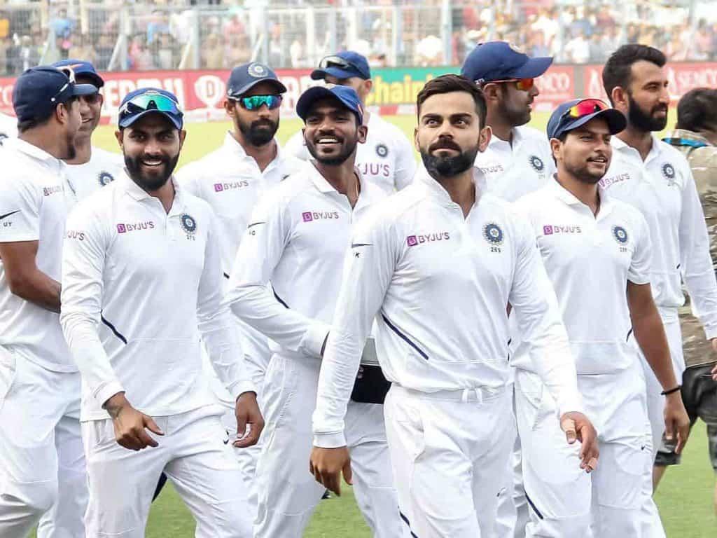 indian test team - updatenews360