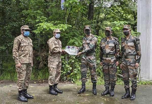 jammu soldiers sweet - updatenews360
