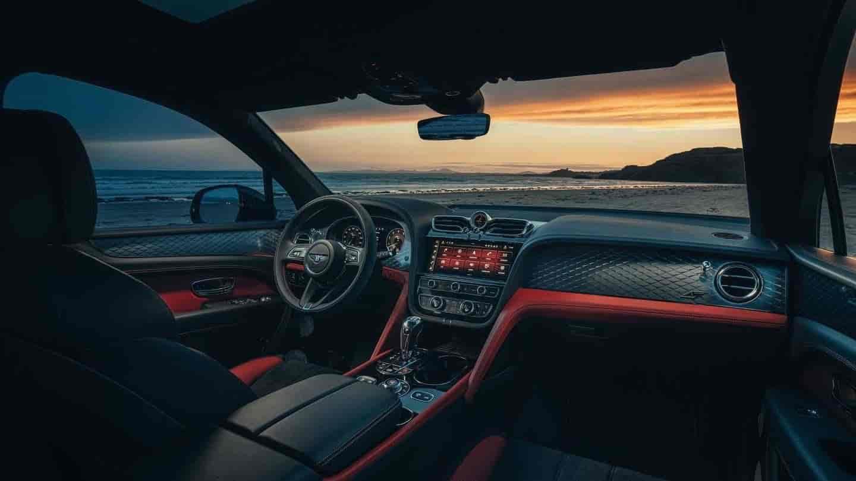 Bentley Bentayga S debuts with a 542hp, V8 engine