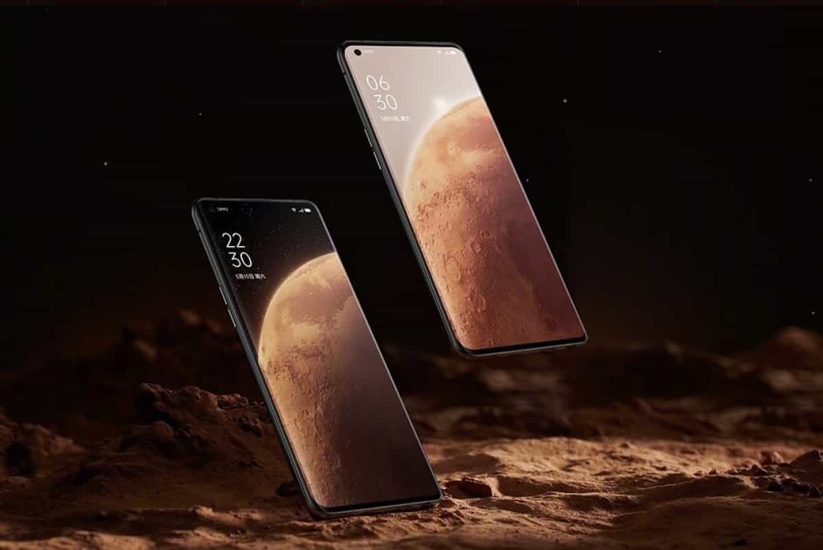 Oppo Find X3 Pro Mars Exploration Edition launched in China