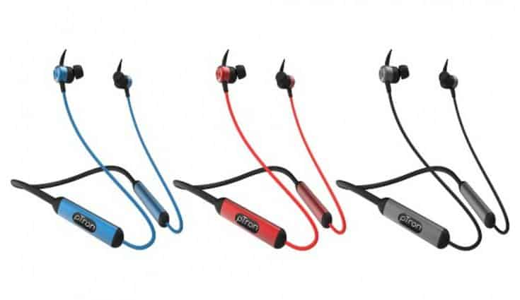 pTron Tangent Plus v2 Bluetooth neckband launched for Rs 999
