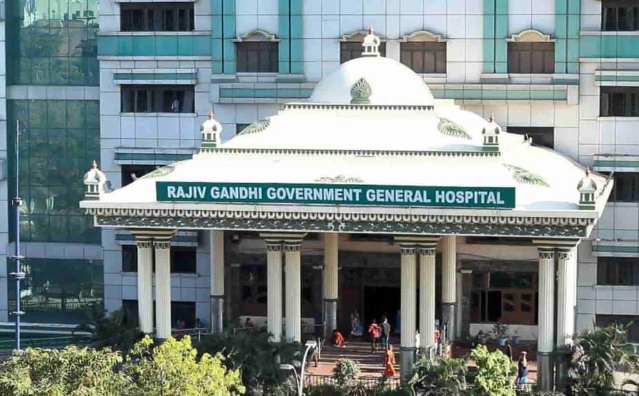rajiv gandhi hospital - updatenews360