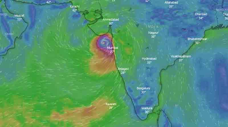 taukte storm - updatenews360