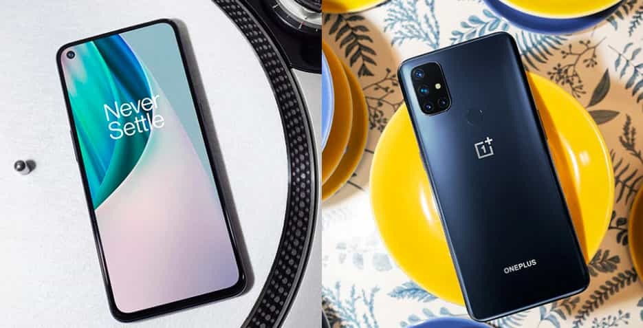 OnePlus Nord CE 5G launched in India with 90Hz display, Snapdragon 750G, 64MP triple rear cameras