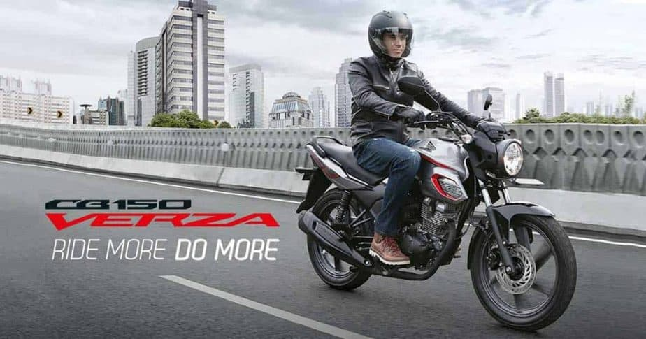 2021 Honda CB150 Verza launched at around Rs. 1 lakh