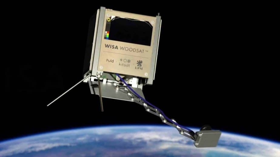 World's first wooden satellite to be launched from New Zealand