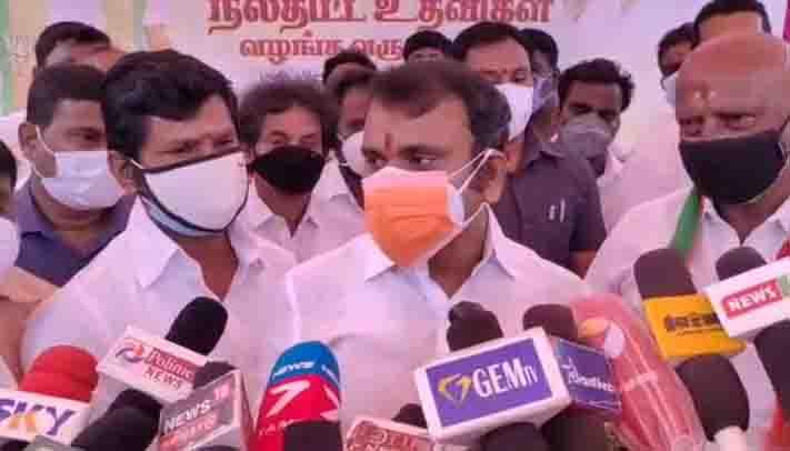BJP Murugan- Updatenews360