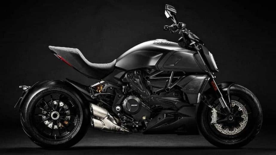 BS6-compliant Ducati Diavel 1260 bike launched