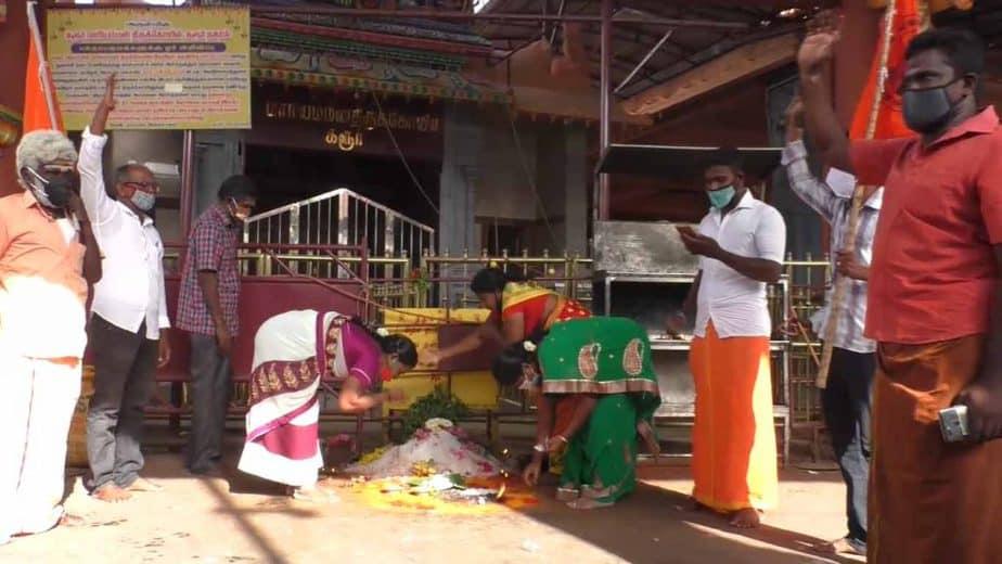 Hindu munnai protest - updatenews360