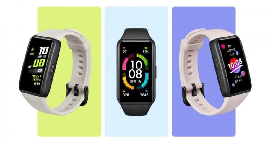 Honor Band 6 launched in India