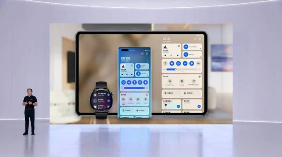 Huawei announces HarmonyOS 2, MatePad Pro and Watch 3 series