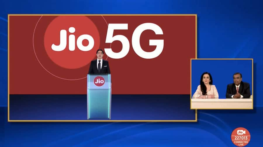 Jio Will Be First To Launch 5G Services In India