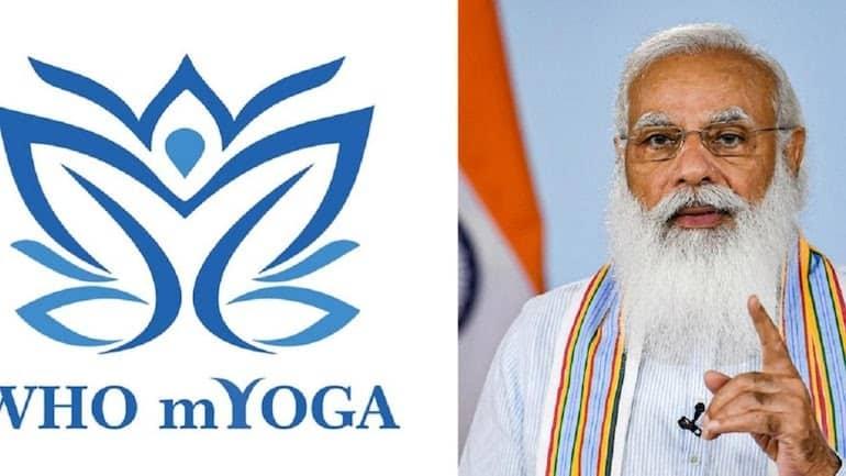 PM Modi Announces New mYoga App For One World, One Health