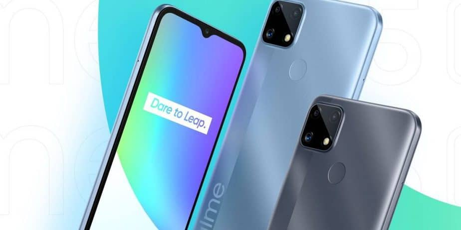 Realme C25s launched in India