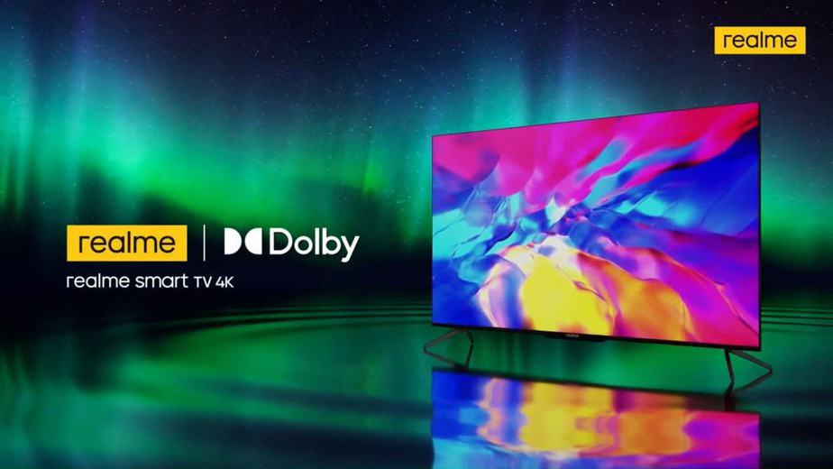 Realme Smart 4K TV launched in India