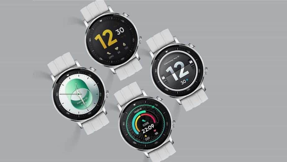 Realme Watch S gets a new Silver variant in India