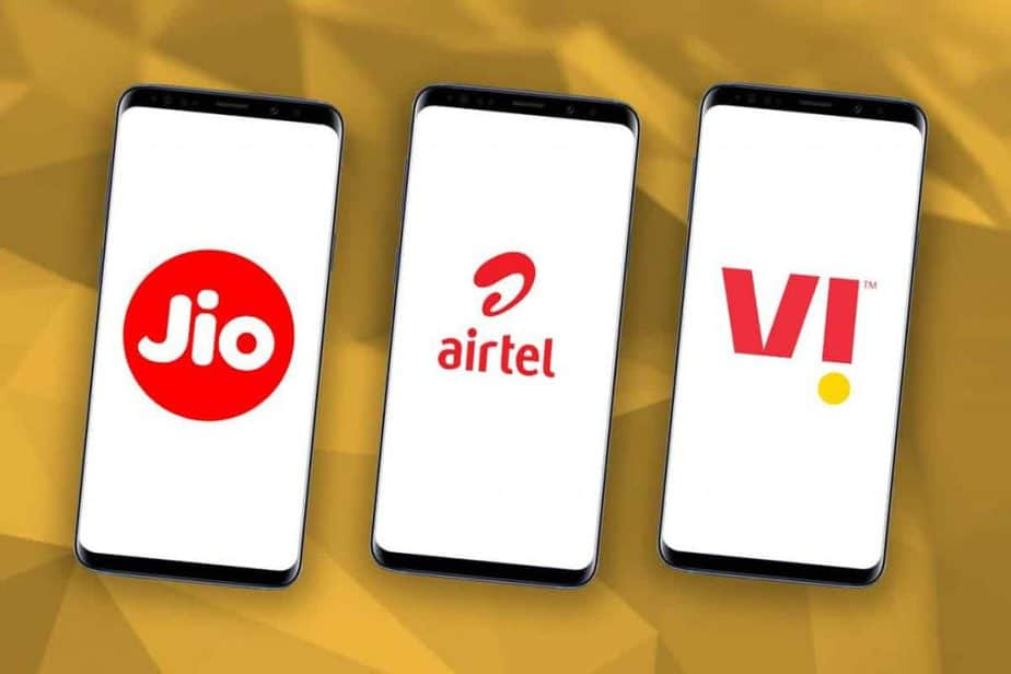 Reliance Jio, Airtel, And Vi Prepaid Plans With 28 Days Validity Under Rs. 500
