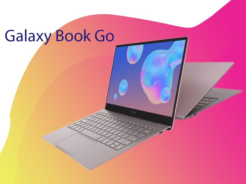 Samsung Galaxy Book Go, Go 5G, with Snapdragon processors, launched