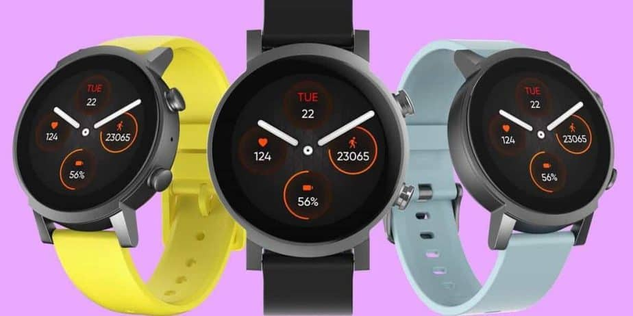TicWatch E3 launched in India for Rs 19,999 with Snapdragon Wear 4100 SoC and Google Wear OS