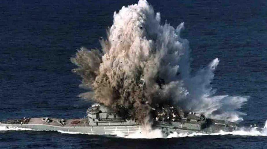 War Ship Bomb - Updatenews360