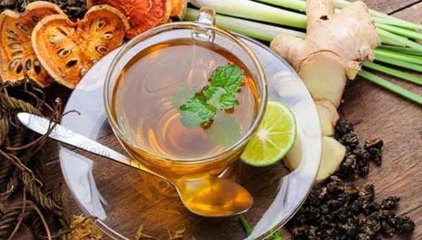 herbal tea to increase the immunity