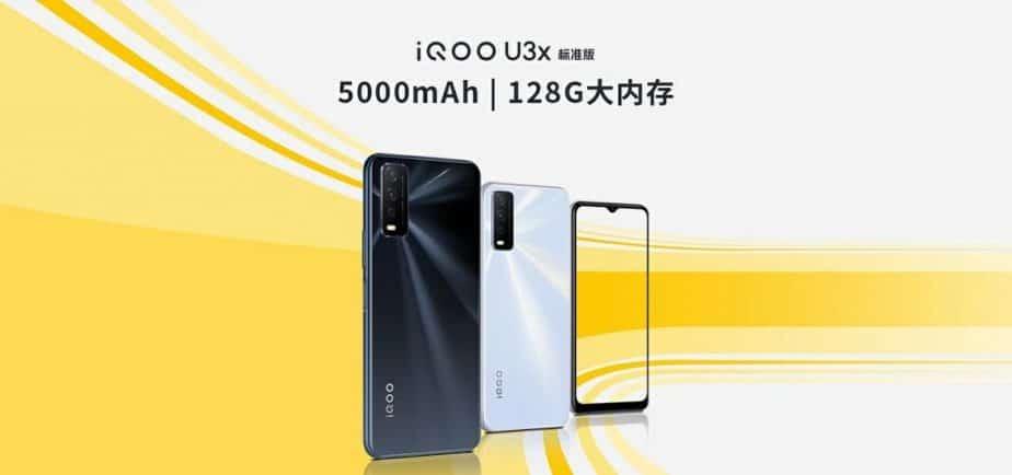 iQOO U3x Standard Edition, with MediaTek Helio G80 processor, launched