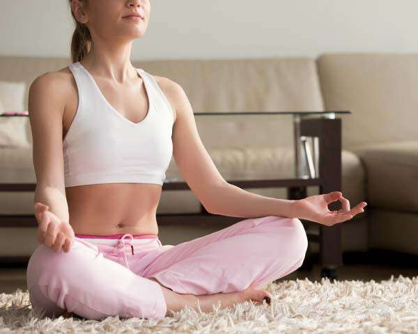 yoga to reduce belly fat and to cure arthritis