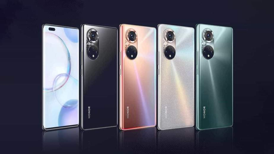 HONOR 50 series goes official