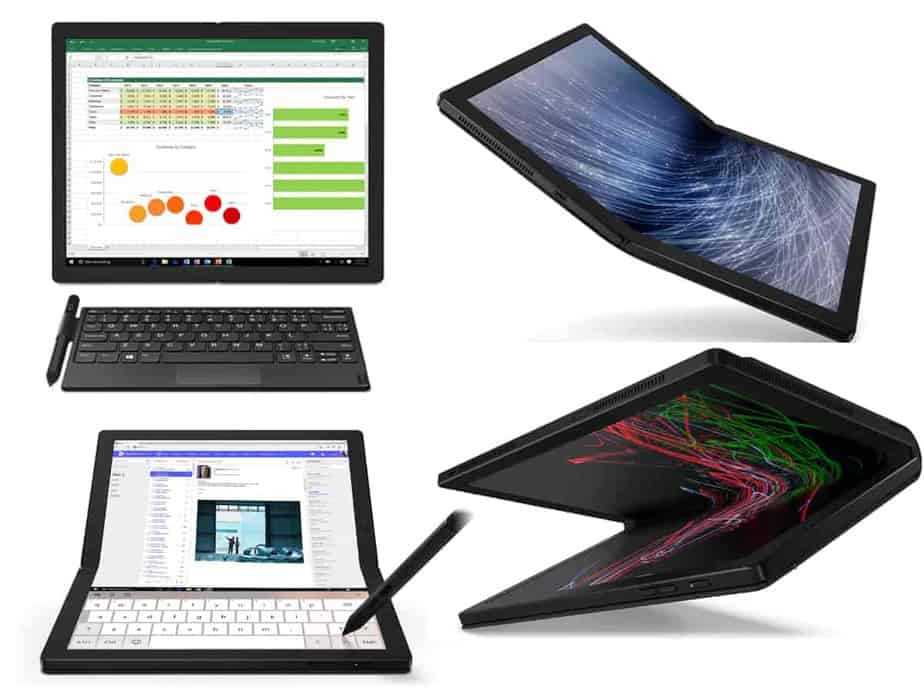 Lenovo launches foldable laptop in India at Rs. 3.29 lakh