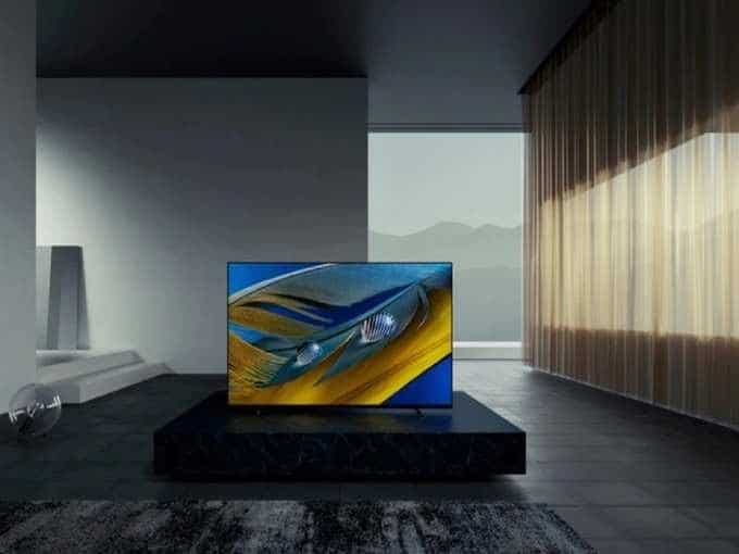 Sony launches 65-inch 4K OLED TV at Rs. 3 lakh