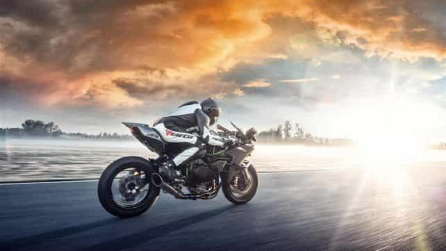 2021 Kawasaki Ninja H2R available in India
