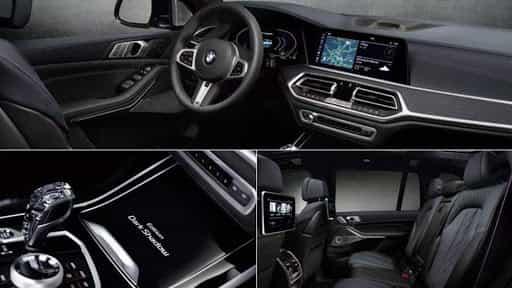 BMW X7 Dark Shadow Edition launched